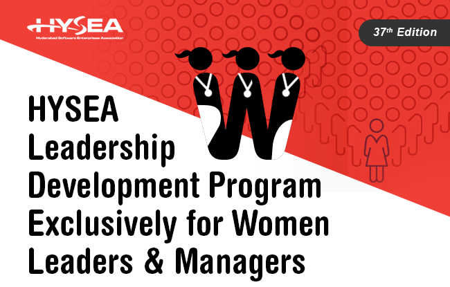 HYSE Leadership Development Program Exclusively for Women Leaders & Managers
